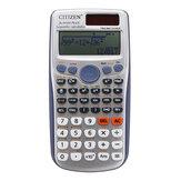 GTTTZEN 991ES PLUS Wissenschaftlicher Taschenrechner 417 Funktionen Student College Matrix Complex Equation