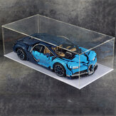 DIY Acrylic Display Case For LEGO 42056 42096 42083 911 RSR Technic Bugatti Chiron