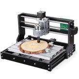 3018 Pro 3 axes Mini bricolage CNC routeur vitesse réglable broche moteur gravure sur bois Machine fraisage graveur