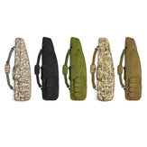 120x30x5cm Outdoor Tactical Bag CS Airsoft Protection Case Tactisch pakket Heavy Duty jachtaccessoires
