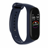 Bakeey M4 Lite Color Display All-time Heart Rate 5 Sports Mode Music Control Long Standby Smart Watch
