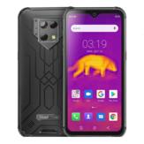 Blackview BV9800 Pro Bandes mondiales IP68/IP69K Étanche NFC 6580mAh 6,3 pouces Android 9 Caméra d'imagerie thermique 48MP 6GB 128GB Helio P70 Smartphone Octa Core 4G