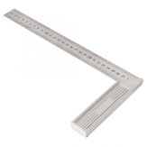 300/500mm Stainless Steel Square Angle Ruler L-type Gauge Precision Steel For Engineers DIY Woodworking Ruler Protractor