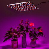 Shape Transformable LED Grow Light Growing Lamps 85-265V Full Spectrum 10 Level Dimmable On Off Timer Plant Light for Indoor Plants Hydroponic