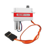 KST X08 PLUS Metal Gear 9g Digital Wing Coreless Servo para RC Model
