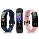Original Huawei Honor Band 5 AMOLED Full 24h Heart Rate SpO2 Monitor 10 Sport Modes 5ATM Waterproof Swim Posture Detect Smart Watch Global Version
