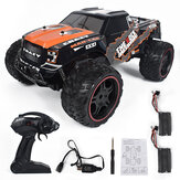 JY40 1/12 RC Car 2.4G 2WD High Speed 20 Km/h Brushed RC Vehicle Model RTR With Several Battery for Kids and Adults