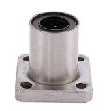 Machifit LMK12UU 12mm bride carrée mouvement linéaire bague carrée linéaire roulement à billes CNC pièces