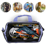 Multifunction Repair Tool Bag Canvas Fabric Electrician Pocket Storage Case Bag