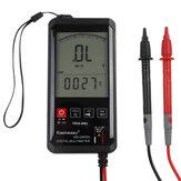 Digital Multimeter DC/AC Tester True RMS 6000 Auto Range Capacitance Resistance