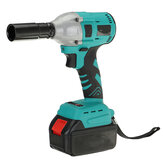 68000H 880N.m 1/2'' Cordless Brushless Impact Wrench Li-ion Battery