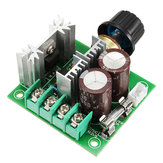 DC 12V-40V 10A 13Khz Motor Speed Controller Pump PWM Stepless Speed Change Speed Control Switch