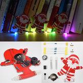 3pcs Geekcreit® DIY Kit de musique avec pendentif décoratisur arbre de Noël