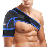 SGODDE Shoulder Support Brace Cinto Wrap