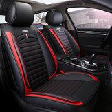 Tapete de assento dianteiro de carro universal iMars SC3 cobre almofada respirável de couro pu
