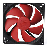 Pccooler F-85 3Pin 8cm PC Boîtier d'ordinateur CPU Cooler Hydraumatic Cooling Fan