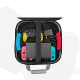 AOLION Przenośna wielofunkcyjna torba do przechowywania EVA do Nintendo Switch futerału na konsolę Trwała walizka do przechowywania akcesoriów N-Switch