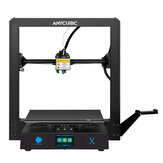 Anycubic® Mega X 3D Printer Kit 300x300x305mm Tamanho de impressão Design modular com plataforma Ultrabase de detecção de filamento de eixo Z duplo