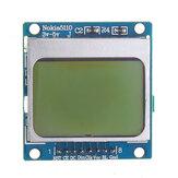 5110 एलसीडी स्क्रीन डिस्प्ले मॉड्यूल एसपीआई Arduino के लिए 3310 एलसीडी Geekcreit के साथ संगत है - उत्पाद जो आधिकार