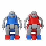 RC Savaş Robot Oyuncak 2.4G Ebeveyn Çocuk Interaktif Futbol Savaş Robotları Oyuncak ile Uzakdan Kumanda Çocuklar için Oyuncaklar