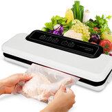 110W電気真空シーラーマシン家庭用包装機用10個収納袋付き自動食品真空