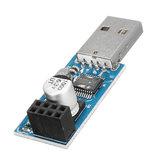 USB a ESP8266 Modulo WIFI Scheda Adattatore MCU Comunicazione Wireless di Computer Telefono