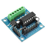 3Pcs MINI L293D  Motor Driver Expansion Board Mini L293D Motor Drive Module Geekcreit for Arduino - products that work with official Arduino boards