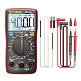 ANENG AN113C Intelligent Auto Measure Digital Multimeter 4000 Counts True RMS LCD Digital Multimeter Portable AC DC Tester Volt Voltmeter Ammeter Ohm Voltage Current Mete