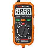 PEAKMETER PM8232 Portable Auto Range Digital Multimeter DMM Auto Power-Off Tester Spot Lightt