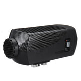 12V 8kw SL Voice Broadcast Diesel Car Parking Air Heater With Muffler