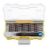 25 dans 1 mini kit d'outils de tournevis de précision de réparation pour des téléphones portables de réparation des outils