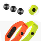 Mi-jods Black Band Buckle for Xiaomi Miband 2 Smart Wristband Wrist Strap    Non-original
