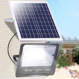 44 / 170LED Luzes solares de parede ao ar livre com movimento impermeável Sensor lâmpada infravermelha para jardim