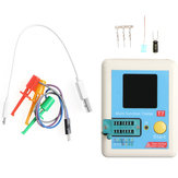 Tester tranzystorowy T7 Tester wielofunkcyjny TFT Diode Triode Capacitance Meter LCR Tester ESR NPN Tester MOSFET IR PNP