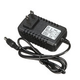 AC 100-240V AAN DC 12V Adapter Voeding Transformator US Plug Voor LED Strip Light