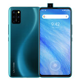 UMIDIGI S5 Pro Global Bands 6,39 tommer FHD + NFC Android 10 4680mAh 48MP Super Matrix Quad Camera 6 GB 256 GB Helio G90T 4G Smartphone