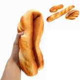 Squishy Jumbo Baguette French Bread 48cm Slow Rising Bakery Collection Gift Decor Toy