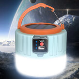 Solar Light Camping Outdoor LED Light Portable Lantern USB Rechargeable Emergency Light