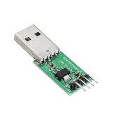 USB DC-DC 5V a 3.3V Regulador de tensão multiuso Buck Step Down Module para ESP8266 CC2530 FPGA UNO MEGA2560