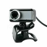 Bakeey USB 2.0 Câmera de computador Câmera ao vivo para videoconferência