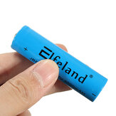 1Pcs Elfeland 18650 3000mAh 3.7V Rechargeable Li-ion Battery