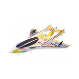 KIT aeroplano RC Arctic Cat Plane PP 820mm Wingspan Glue-N-Go Foamboard