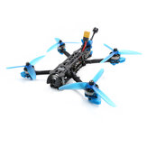 GEPRC MARK4 HD GPS 4S 5 Inch 225mm FPV Racing Drone PNP/BNF CADDX Vista HD Cam GR2306.5 2450KV 50A ESC compatible DJI FPV Air Unit