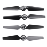 4 stks Eachine EX4 RC Drone Quadcopter Onderdelen Quick Release Opvouwbare Propeller Props Blades Set