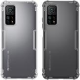 Nillkin für Xiaomi Mi 10T Pro/Mi10T / Redmi K30S Gehäusepuffer Natürliche klare transparente stoßfeste Soft TPU Protektive Gehäusebodenabdeckung Nicht original