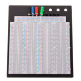 3200 Hole Solderless Test Breadboard With PCB Prototype Board