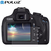 PULUZ Camera 2.5D Curved Edge 9H twardość Hartowane Screen Protector do Canon 1200D 1300D