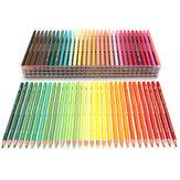Lápis Profissional Conjunto de Lápis de Desenho Art 48/72/120/150/180 em Tons Sortidos Brilhantes para Colorir