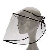 Women's Sun Protection Hats Anti-spray Spray Anti-dust See Through Bucket Hat