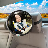 Car Baby Seat Inside Mirror View Back Safety Rear Facing Care Child Infant Care